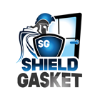 SHIELD GASKET LOGO topSM